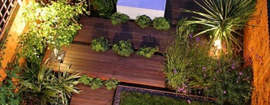 En lille have