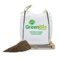 Økologisk topdressing i bigbag