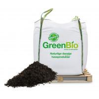 GreenBio Varmebehandlet kompost bigbag á 1000 liter