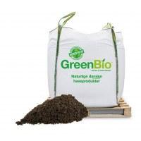 GreenBio Havemuld til økologisk dyrkning