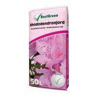 Rhododendronjord 50 liter - BestGreen