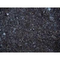 GreenBio Champignonmuld - Bigbag á 1000 liter