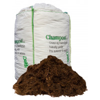 Champost sphagnum fin
