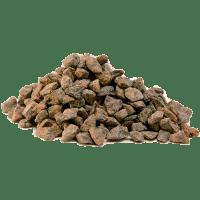 Champost granitskærver 11-16 mm, 20 kg, rød