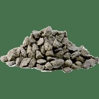 Champost granitskærver 11-16 mm, 20 kg, sort