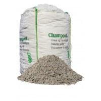 Champost grå Petanque-/stigrus, 0-5mm - 1 t