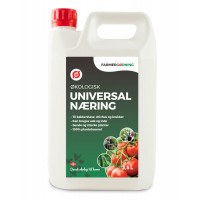 Økologisk flydende universalnæring 2,5 liter
