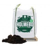 Holmebo Økojord - Bigbag á 2000 liter