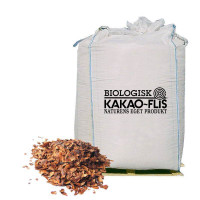 Kakao-flis - bigbag á 1 m3