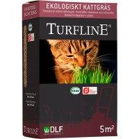 Turfline Kattegræs, Økologisk - 0,1 kg.