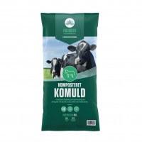 Holmebo Komposteret komuld - 40 liter pose