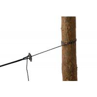Microrope - 2 x 250 cm - den nemme løsning til ophængning af hængekøje.