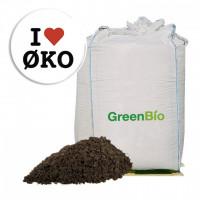Økologisk drivhusmuld