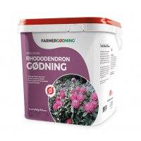 Økologisk rhododendrongødning 5 liter spand