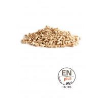 Heatlets premium 8 mm - Løse / indblæste træpiller