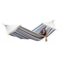 Hængekøje - Amazonas Samba marine sæt med 2 pæle