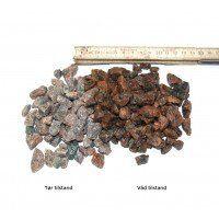 Røde / sorte granitskærver
