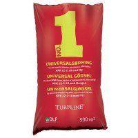 Turfline No. 1 Formula Universalgødning, NPK 12-2-10 15 kg.