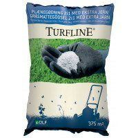 Turfline Plænegødning 2i1 med ekstra jern, 7,5 kg. - NK 14-4