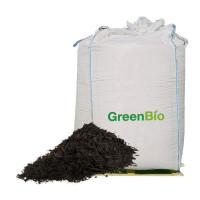 varmebehandlet kompost i bigbag