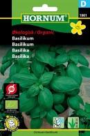 Hornum Økologisk Basilikum