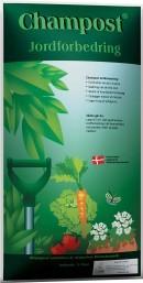 Champost jordforbedring - 50 liter pose