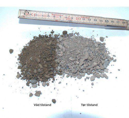 Filtergrus 2-8 - bigbag á 1000 kg.