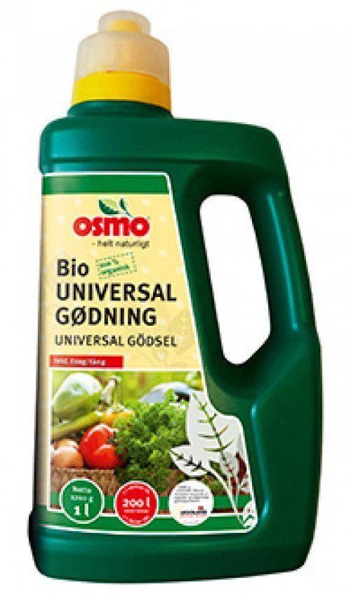 Osmo 100 % Biologisk Gødning - 1 liter