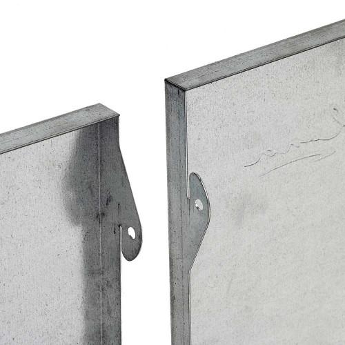 Højbede af galvaniseret jern - Land Højbede™