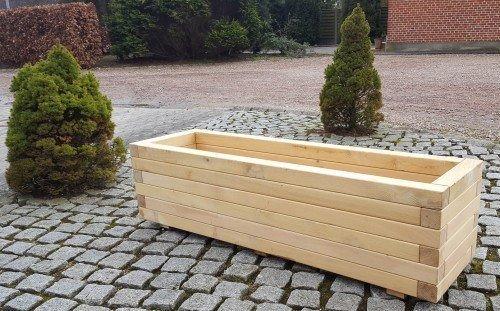 Timberrud Hjalmar plantekasser - 36cm højde