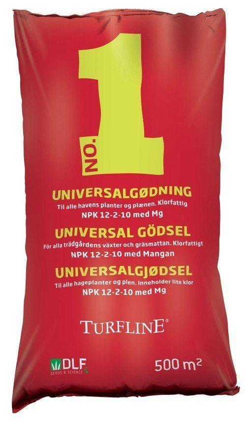 Turfline No. 1 Formula Universalgødning, 15 kg., NPK 12-2-10